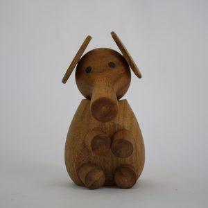 فیل مگنت دار چوبی